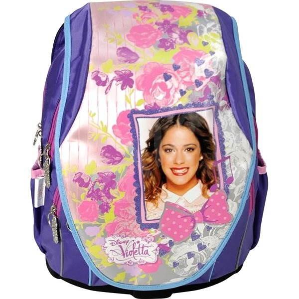 62dd074ff6 Anatomický batoh Abb – Disney Violetta - Školský batoh