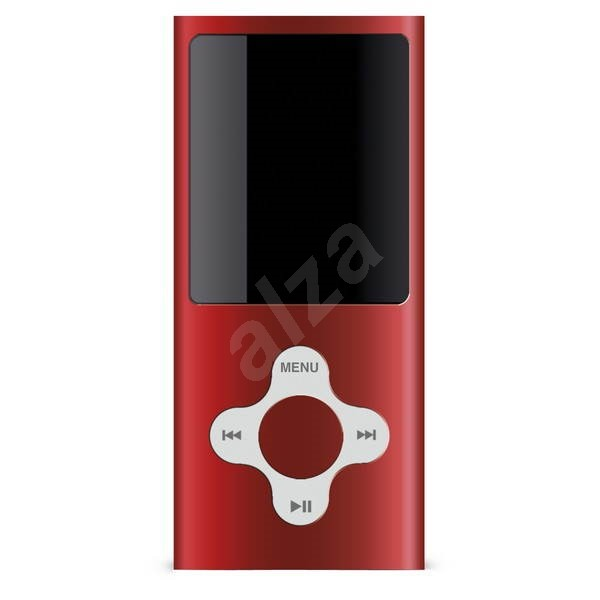 Sweex Vici 8GB FM - MP4 prehrávač