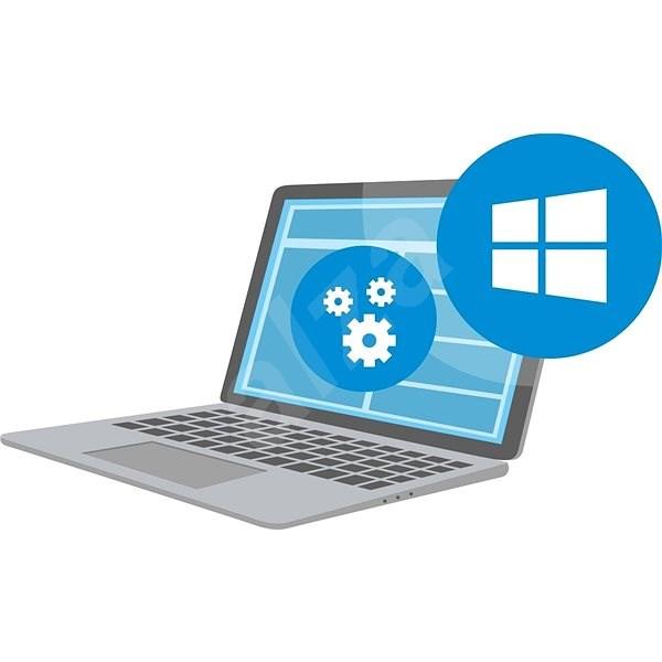 Inštalácia na diaľku – prvé spustenie OS Windows, vrátane inštalácie programov pre 10 – 14 PC - Inštalácia na diaľku
