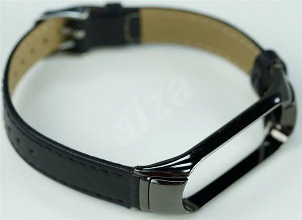 fe68b956f SXT Mi Band 3 koženkový náramok čierny - Remienok   Alza.sk