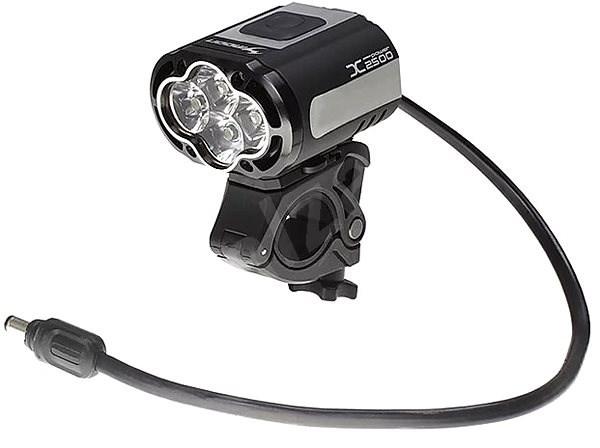 Moon X-Power 2500 s akumulátorom - Svetlo na bicykel