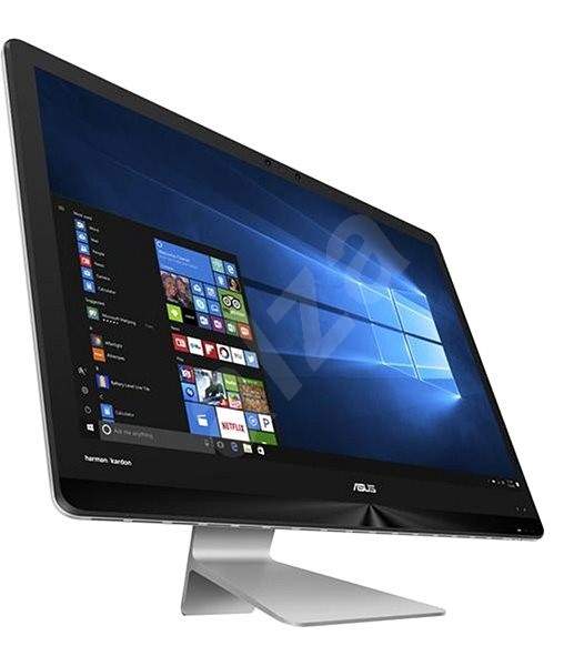 ASUS Zen AiO ZN270IEGT-RA022T sivý - All In One PC