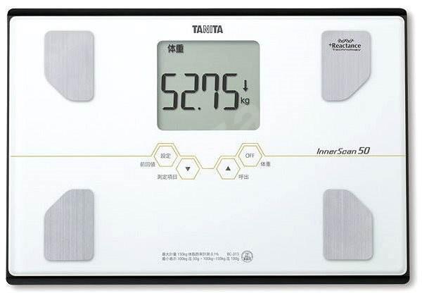 83f9efc8d Tanita BC-313 b - Osobná váha | Alza.sk