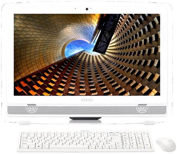 MSI WIND TOP AE220-003EU White Touch  - All In One PC