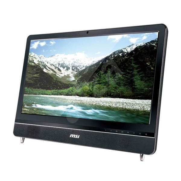MSI WIND TOP AE2400-208CS Černý - All In One PC