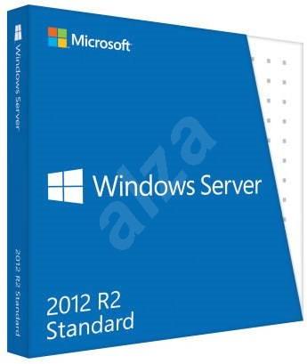 HP Microsoft Windows Server 2012 R2 Standard OEM - iba s HP ProLiant - Operačný systém