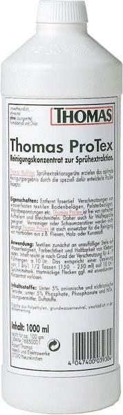 Thomas ProTex - čistiaci koncentrát na čistenie kobercov a čalúnenia 1l - Príslušenstvo