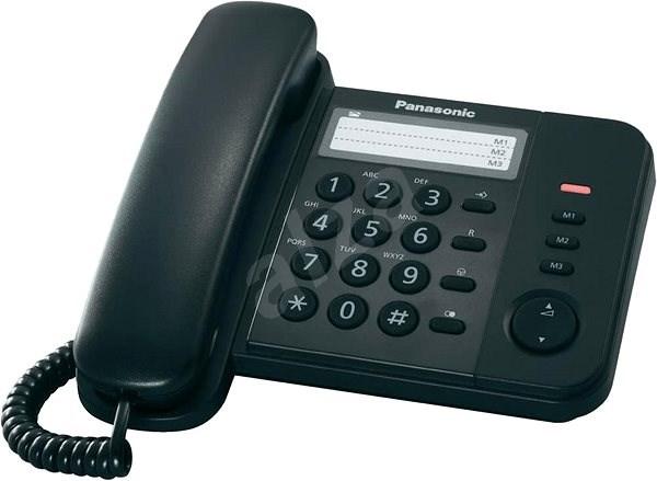 Panasonic KX-TS520FXC Dark Blue - Telefón na pevnú linku