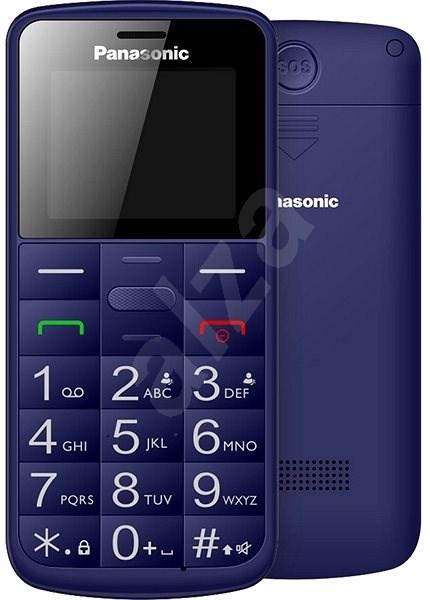 Panasonic KX-TU110EXC modrý - Mobilný telefón