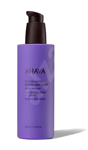 AHAVA Mineral Body Lotion Spring Blossom 250 ml - Telové mlieko