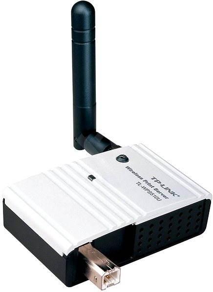 TP-LINK TL-WPS510U - Printserver