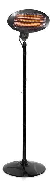 Tristar KA-5287 - Elektrické kúrenie