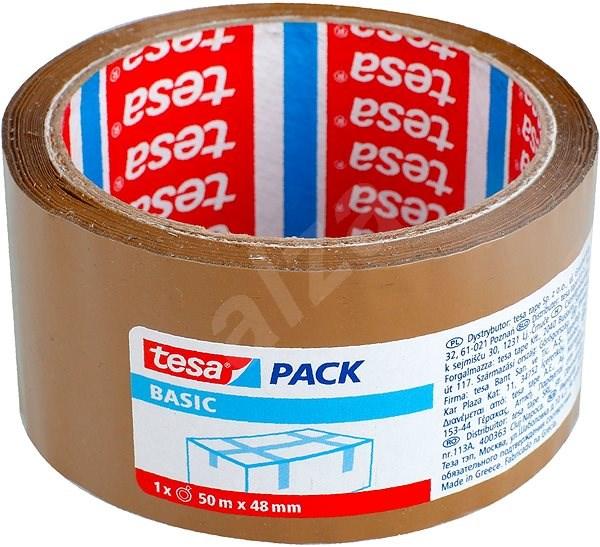 TESA hnedá 48 mm × 50 m - Lepiaca páska