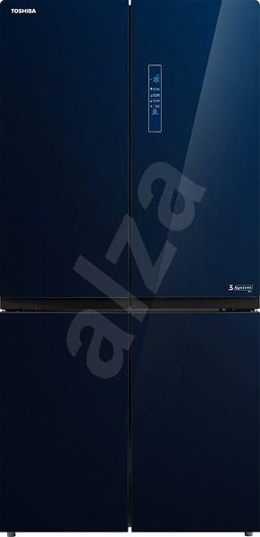 TOSHIBA GR-RF646WE-PGS(24) - Americká chladnička