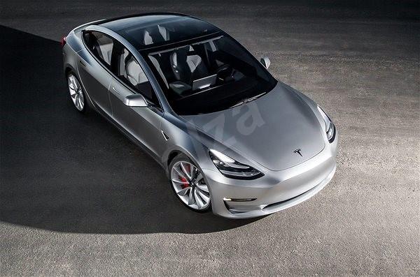 TESLA Model 3 – základný dojazd - Elektromobil