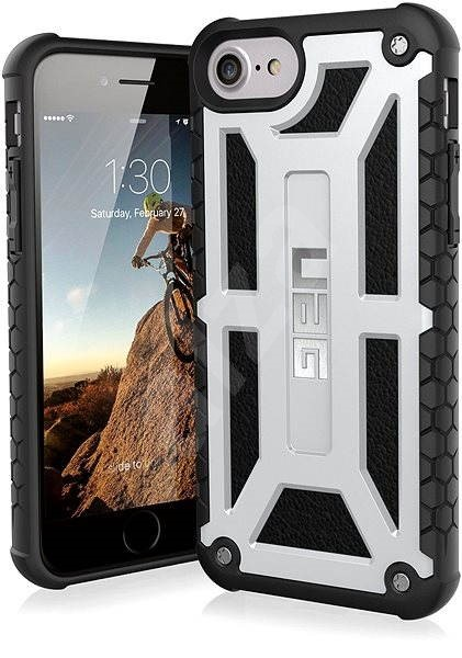 UAG Monarch Premium Platinum pre iPhone 7 Plus 6s Plus - Ochranný kryt 67274eaad04