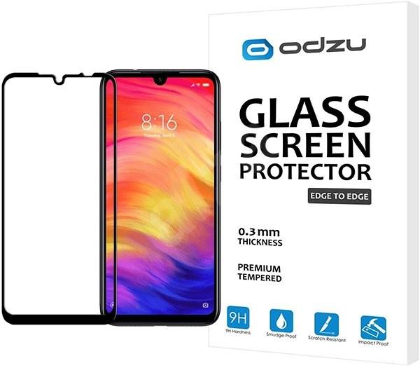 Odzu Glass Screen Protector E2E Xiaomi Redmi Note 7 - Ochranné sklo