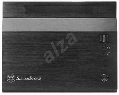 SilverStone SG06BB-450 Sugo - Počítačová skriňa