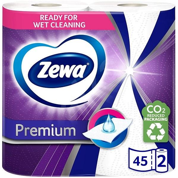 ZEWA Premium (2 ks) - Kuchynské utierky