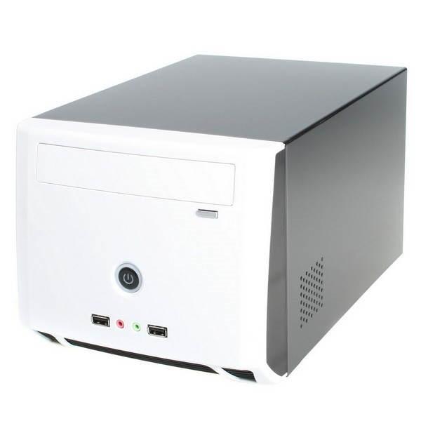 CFI A8989 150W černo-bílá lesklá - PC skrinka