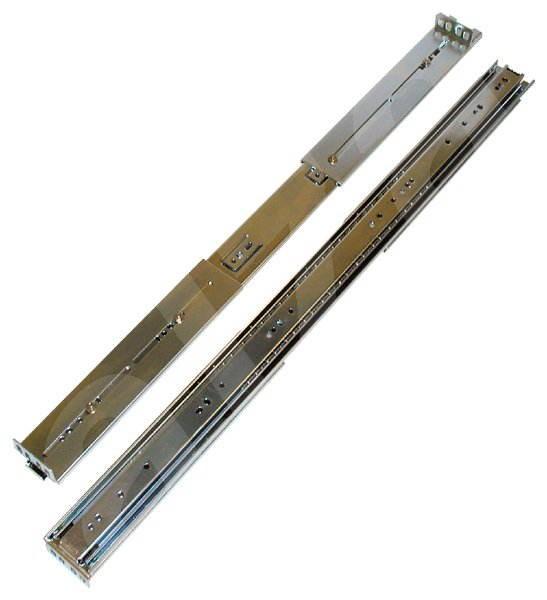 CHIEFTEC RSR-260 lyžiny 66 cm pre serverovú skriňu - Počítačová skriňa