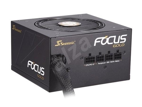 Seasonic Focus Plus 450 Gold - PC zdroj