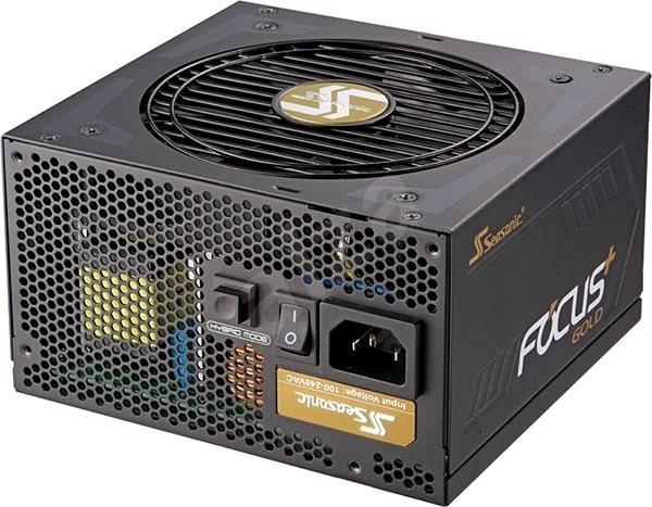 Seasonic Focus Plus 850 Gold - Počítačový zdroj