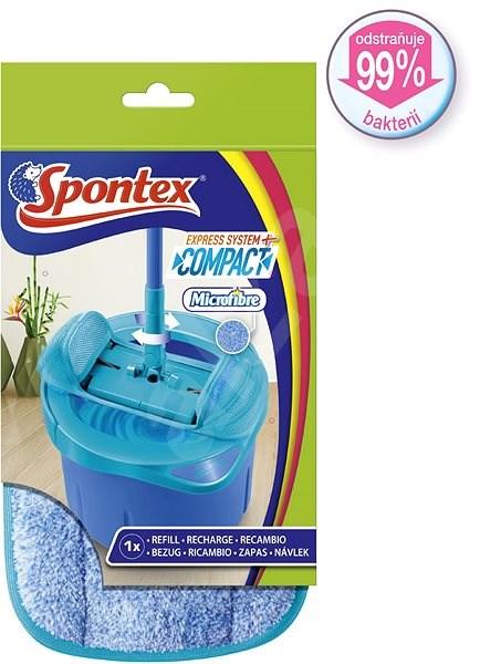 SPONTEX Express Systém náhradný návlek - Náhrada na mop