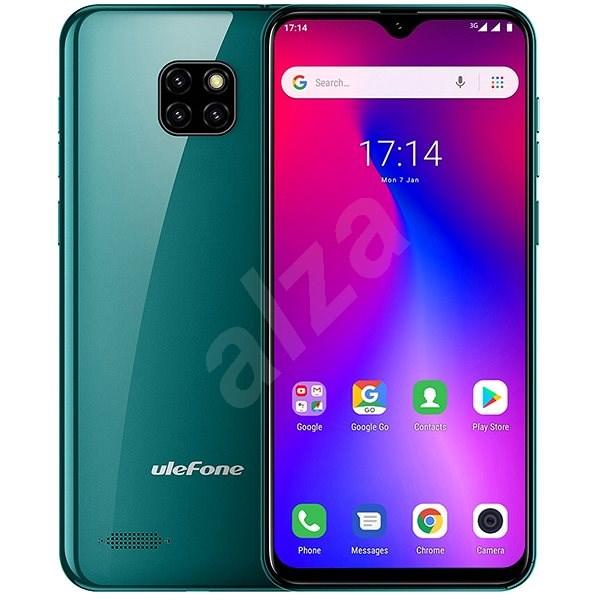 UleFone Note 7 zlatá - Mobilný telefón