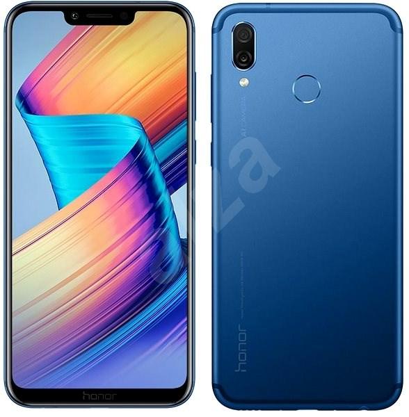 Honor Play modrý - Mobilný telefón