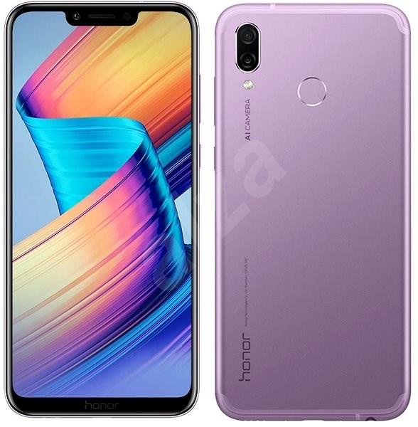 Honor Play fialový - Mobilný telefón