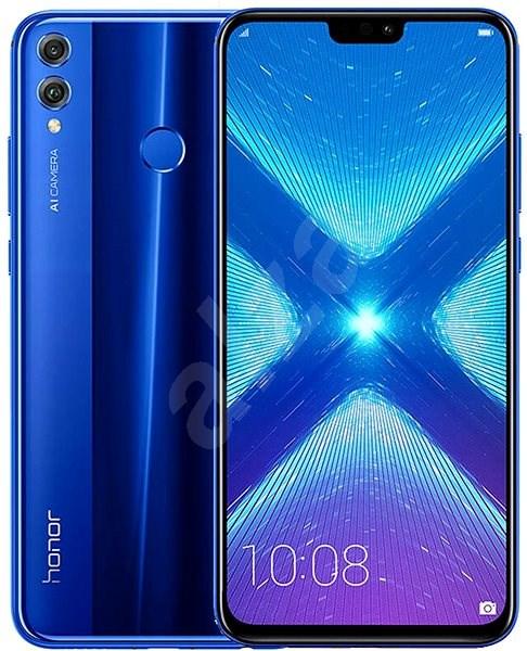 Honor 8X 64 GB modrý - Mobilný telefón
