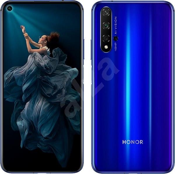 Honor 20 modrý - Mobilný telefón