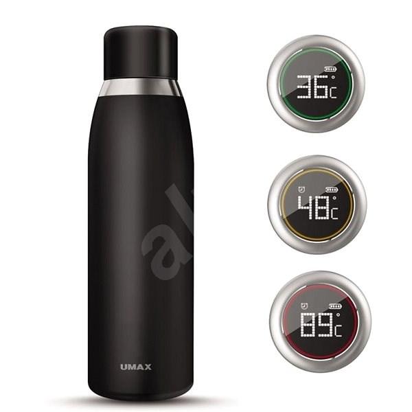 UMAX Smart Bottle U5 - Fľaša na vodu  5fe90d2b824