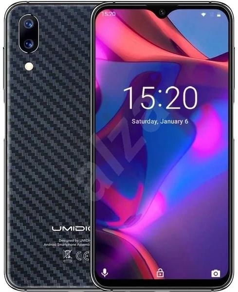 UMIDIGI One Max čierny - Mobilný telefón