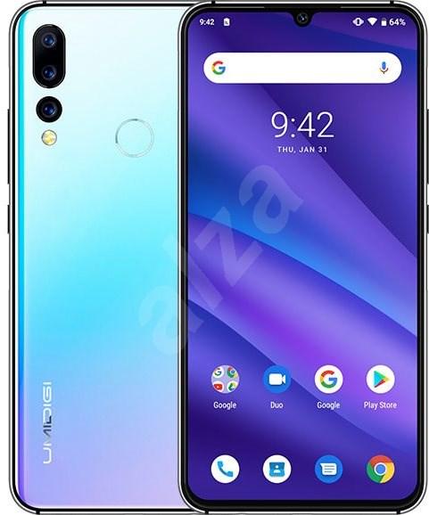 UMIDIGI A5 PRO gradientná biela - Mobilný telefón