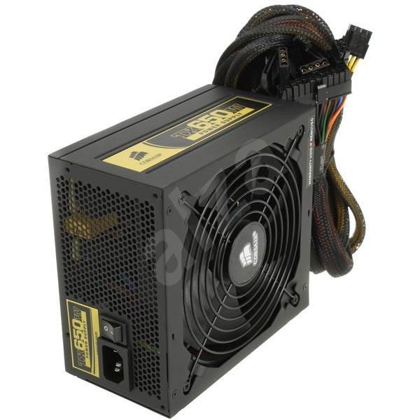 Corsair TX650 - PC zdroj
