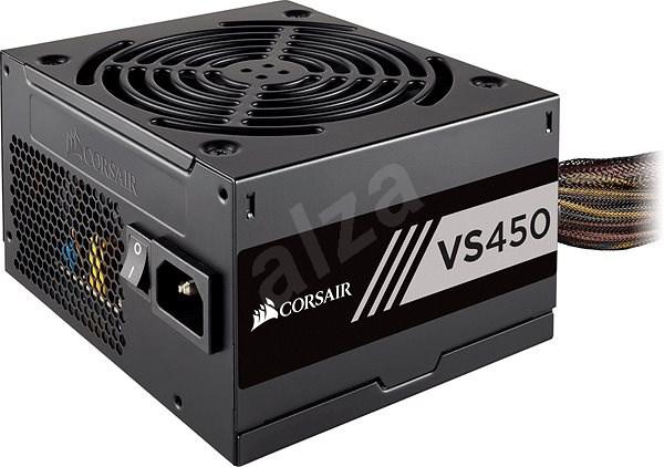Corsair VS450 White Certified - Počítačový zdroj
