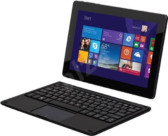 VisionBook 10Wi + odnímateľná klávesnica - Tablet PC