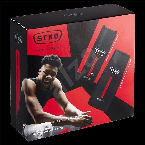 STR8 Red Code Set II. - Pánska kozmetická súprava