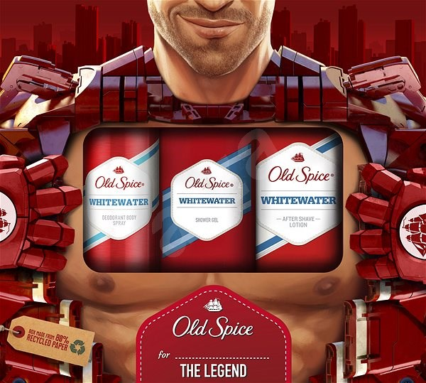 OLD SPICE Captain Set + After Shave Lotion - Pánska kozmetická súprava