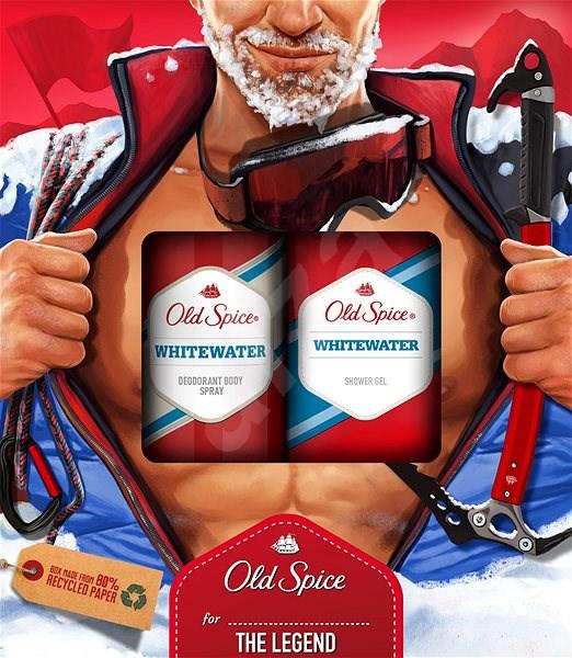 OLD SPICE Whitewater Alpinist Set - Pánska kozmetická súprava