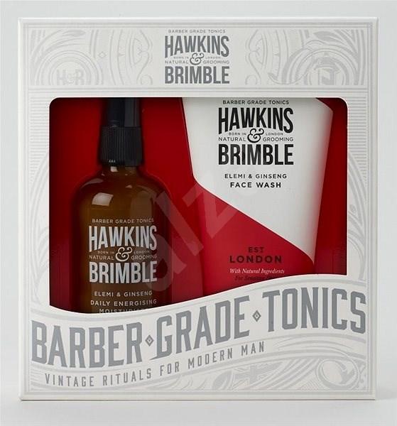 HAWKINS & BRIMBLE Barber Grade Tonics for Face - Pánska kozmetická súprava