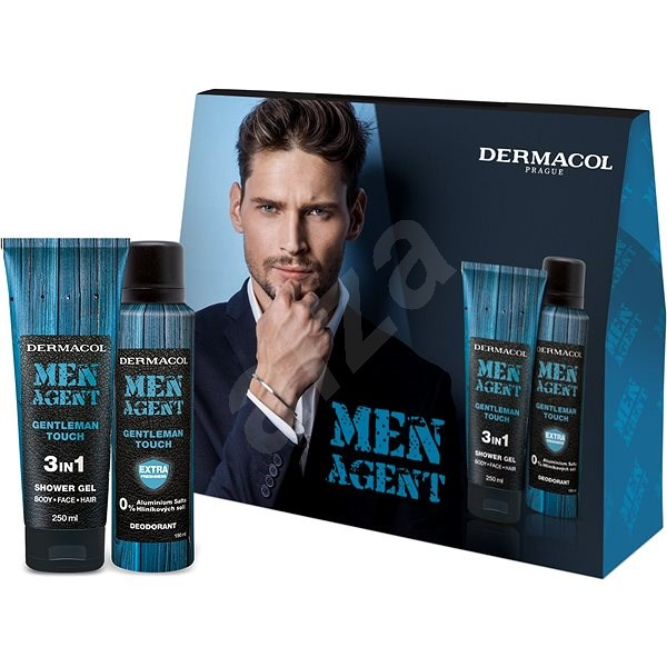 Dermacol Men Agent – Gentleman Touch II. - Pánska kozmetická súprava
