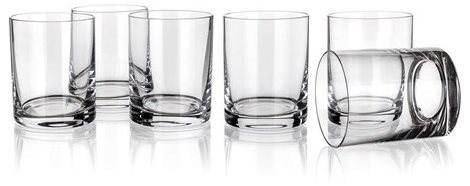 BANQUET Súprava pohárov Degustation Crystal Whisky A00506 6 ks - Poháre na whisky