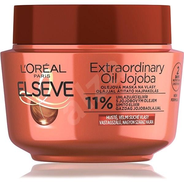 L´ORÉAL ELSEVE Extraordinary Oil vyživujúci maska pre suché vlasy 300 ml -  Maska na 71095568aab