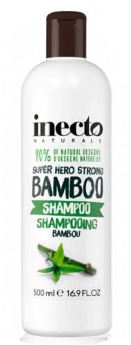 INECTO Bambusové mlieko 500 ml - Prírodný šampón