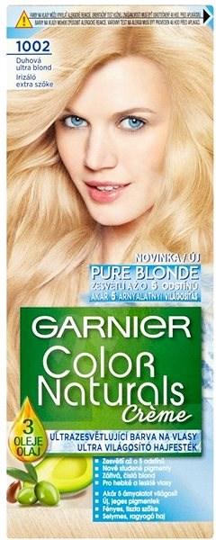 Garnier Color Naturals Creme Duhova Ultra Blond 1002 Farba Na