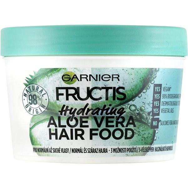GARNIER Fructis Aloe Hair Food 390 ml - Maska na vlasy  11d621c0ab8