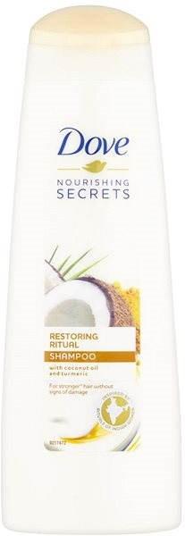 DOVE Nourishing Secrets Restoring Ritual Kokos 250 ml - Šampón
